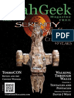 Utah Geek Magazine #7 (Sep-Oct 2015)