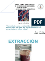 Protocolo de Extracción
