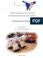 Transfusion en Imagenes Marzo 2014