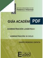 Administración Logística I