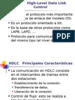 HDLC y CDMA
