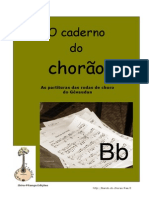 Caderno Do Bando Do Choro Bb