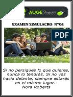 Examen Academia Virtual AUGE