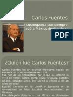 Carlos Fuentes, Vida y Obra