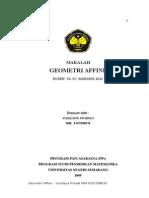 Un009.U0010.Geometri Affin