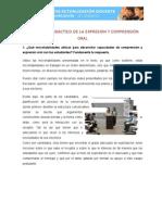 EL PROCESO DIDÁCTICO DE LA EXPRESIÓN Y COMPRENSIÓN ORAL.docx