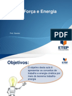 Física - Força e Energia - Seção 1