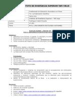 Secuencia Didáctica Para Final TIC