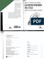 Fitousi y Laurente- La Nueva Ecologia