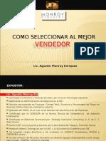 Material Curso Reclutamiento y Seleccion de Vendedores