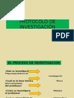 Presentación  Protocolo