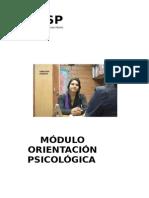 Módulo de Consejería Psicológica (3)