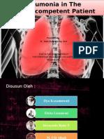 Pneumonia radiologi imaging
