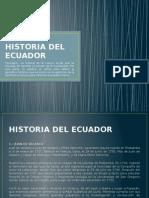 Historia Del Ecuador Padre Juan de Velasco