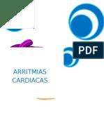 ARRITMIAS CARDIOLOGIA