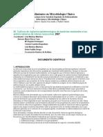 Procedimientos en Microbiologia Clinica