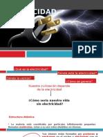 Ppt Electricidad