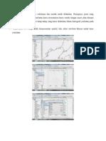 Proses Kartografi Unsur Jembatan Pada Peta RBI