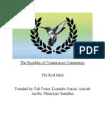 the republic of costamerica constitution