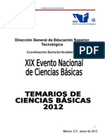 TemariosCB _ENCB_2012