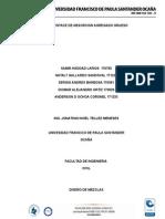 Laboratorio de Diseño de mezclas Porcentaje de Absorción del agregado grueso