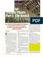 Article 1 Piping for Process Plants Part 1 the Basics