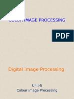 colour image processing
