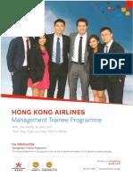 Hk Airline Mt flyer
