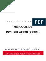 MÉTODOS+DE+INVESTIGACIÓN+SOCIAL.