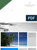 Cayman Lakeside Estate Investment Guide - Cayman Islands - DSR Asset Management Ltd