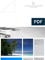 Little Cayman Estate Investment Guide - Cayman Islands - DSR Asset Management Ltd