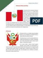Peru Y sus simbolos