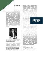 1960-1990 Historia del Partido socialista entre 1960-1990 en chile