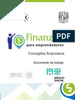 Finanzas Para Emprendedores-concepto Financieros