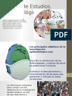 Diseños de Estudios Epidemiológicos