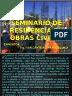 Residencia en Obras Civiles