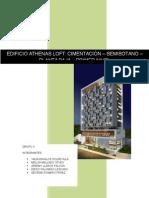 Proyecto Edicifio Athenas Loft