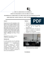 AISLAMIENTO DE TRANS-ANETOL DE ANÍS ESTRELLADO POR HIDRODESTILACIÓN