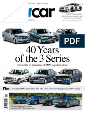 BMW Car - November 2015 | Bmw | Motor Vehicle