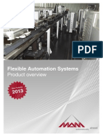 Flexible Automation Systems Product Overview