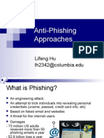 Lifeng Hu Anti Phishing