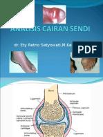 Dr.etty - Analisis Cairan Sendi