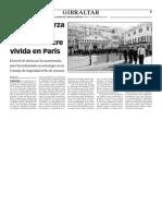 151117 La Verdad- La RGP Refuerza La Seguridad Tras La Masacre Vivida en París