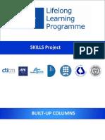 SKILLS M01E Design BuiltUpColumns