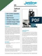 Jst Optical Seam Tracker Brochure