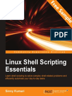 Linux Shell Scripting Essentials - Sample Chapter