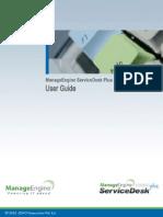 ManageEngine ServiceDeskPlus 8.1