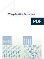 warp knitting structure.ppt
