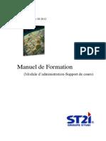Manuel de Formation