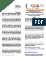 2015-11-16 Folleto Comisarias Sedic Memorias Inst Policial